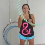 hula hoop tricks vertical pop in