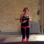 shoulder duck out hula hoop tricks how to hula hoop