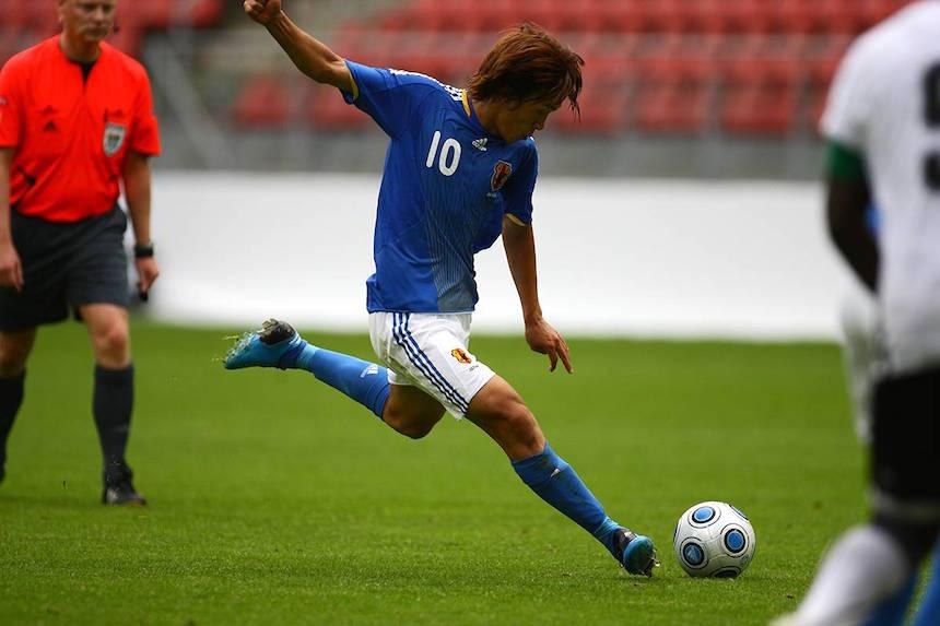 Shunsuke Nakamura Japan di Vivagoal Situs Berita Bola Terkini