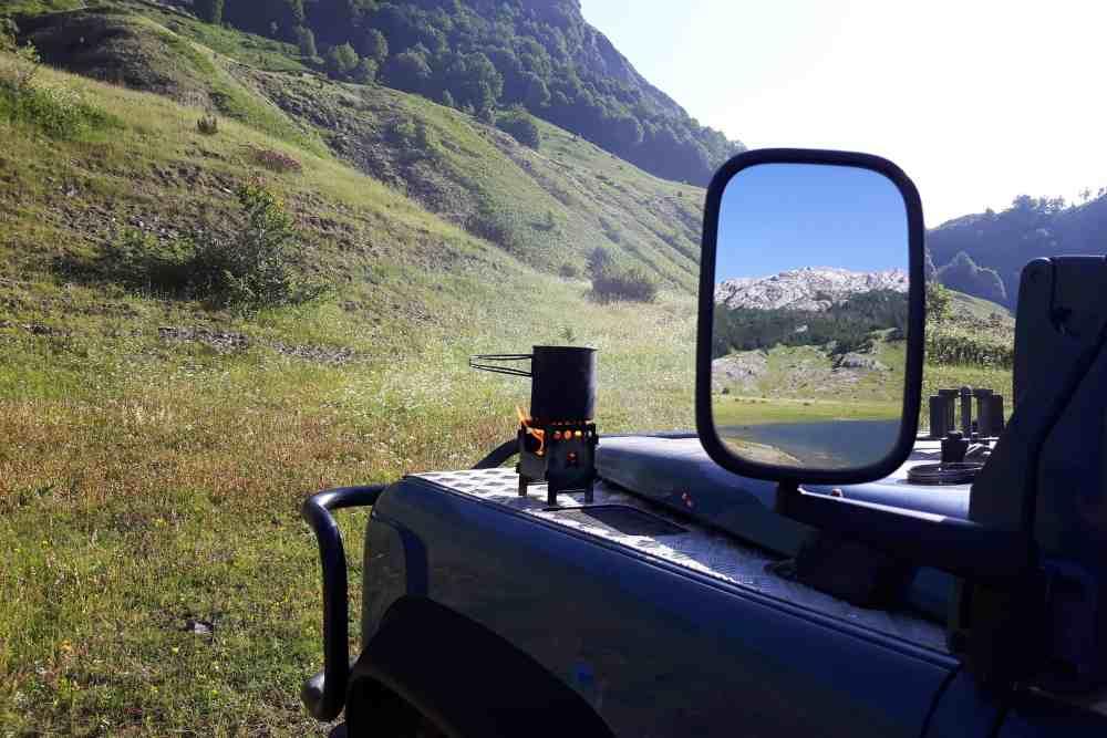 Jeep tours Skadar Lake
