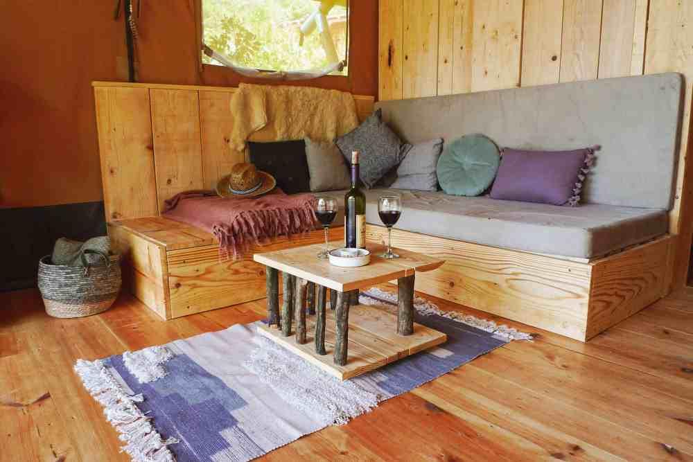 Luxury camp and glamping near Skadar Lake
