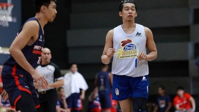Photo of Jackson Corpuz excited to finally play alongside 'idol' Marc Pingris