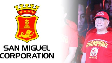 Photo of San Miguel Corp. lends a helping hand
