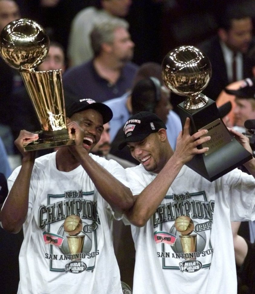 spurs champions 1999