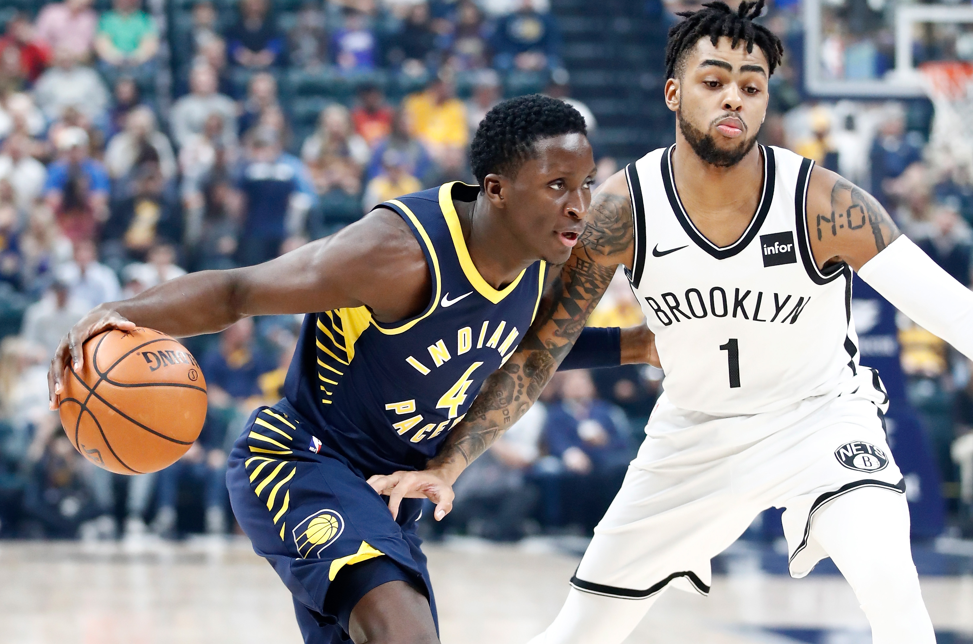 Image result for pacers 2017-18