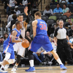 Sideline Pick and Roll Shooting Drills