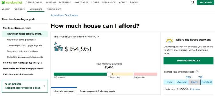 House Affordability Calculator 2