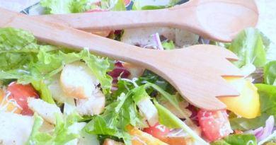 Panzanella Salad Recipe - Hooray for Moms