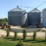 Grain Bin Foundations by Hoosier Agri-Matic