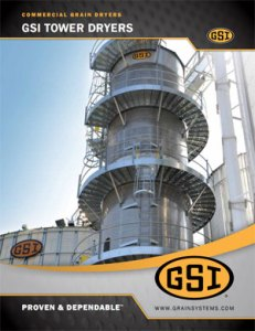 GSI Commercial Tower Dryer