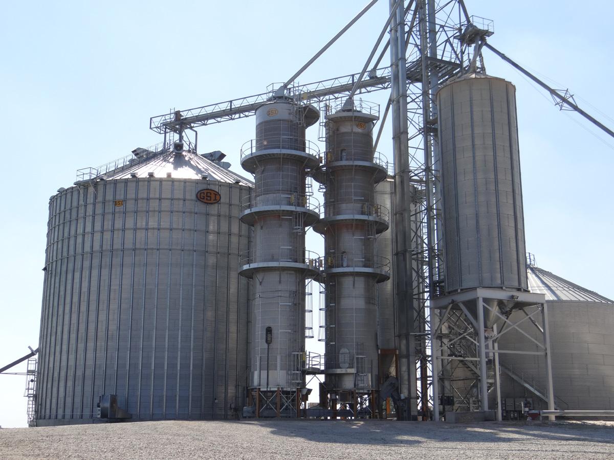 Grain Storage Systems
