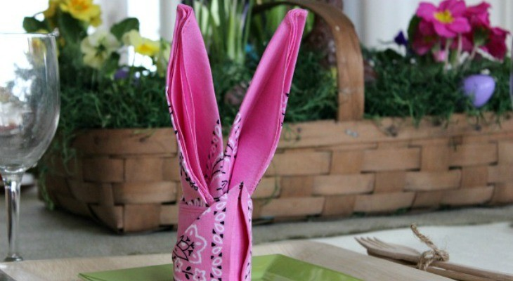 Bunny Napkin.feature