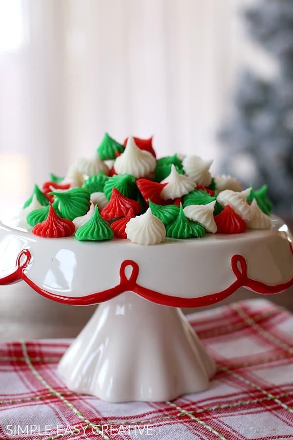 Cream Recipe Christmas Mints Cheese