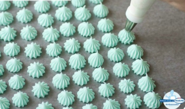 Cream Cheese Mints Homemade Holiday Inspiration Hoosier