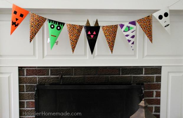 Halloween Diy Decorations Hoosier Homemade