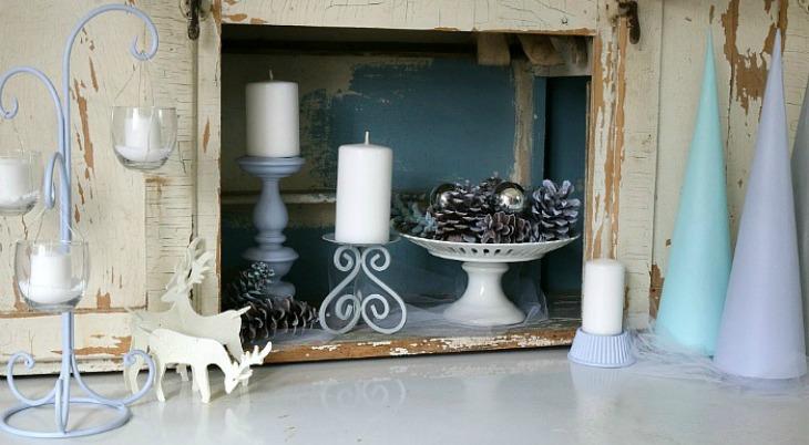 Winter Wonderland Decorations Holiday Inspiration Hoosier Homemade