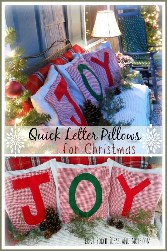Ideas Front Porch Christmas Decorating