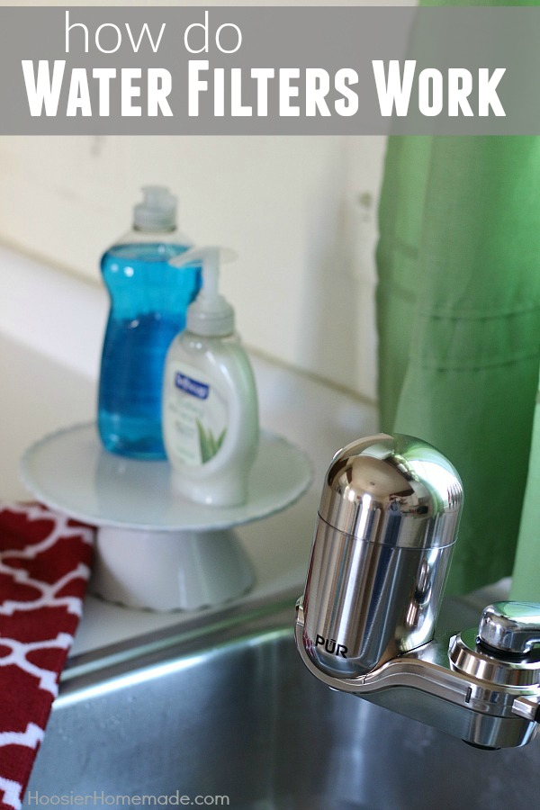How Do Water Filters Work Hoosier Homemade