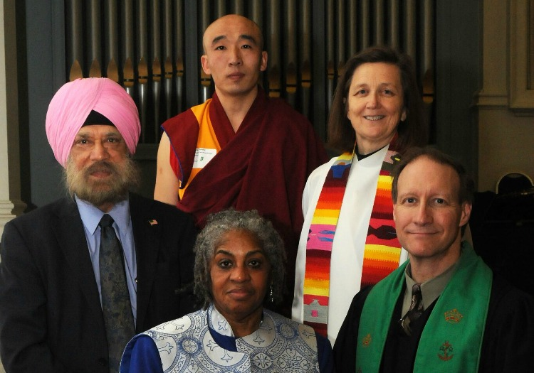Hoosier Interfiath Power and Light Launch Nuvo Interfaith Photo from