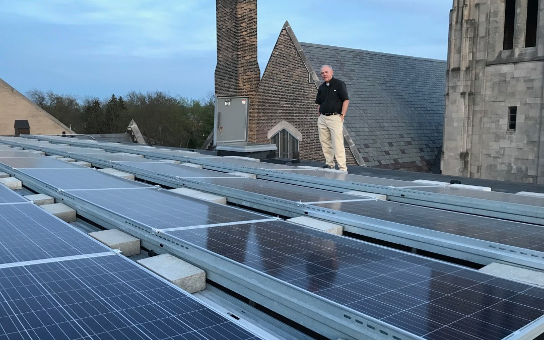 Congratulations to Indiana's Solar Congregations