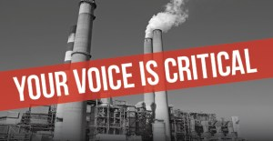 EPA Hearing to Weaken Regulations on Coal Power Plants