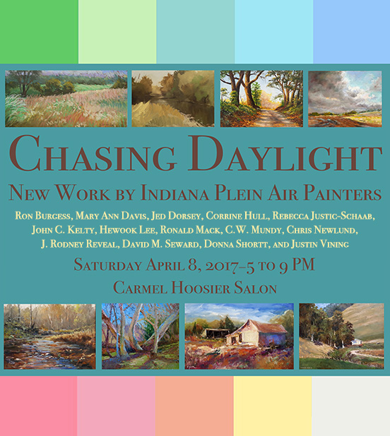 Chasing Daylight DONE