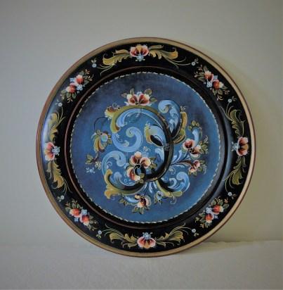 Telemark Plate