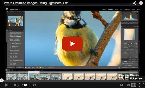 Enhancing photos in Lightroom