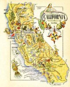 California Map, credit: www.180360.com