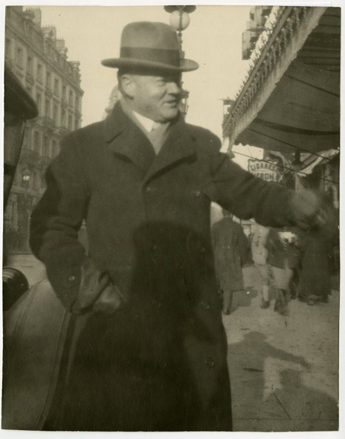 Herbert Hoover, American Relief Administration, Brussels, Belgian ca. 1919