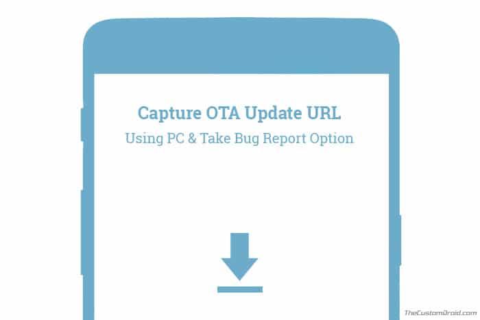 Как получить URL-адрес обновления OTA для вашего Android (2 метода)