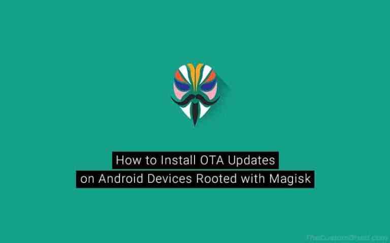 Как получить root права на Huawei P20 Lite с помощью Magisk