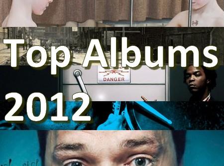 topalbums2012-5 Top albums 2012