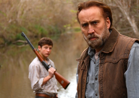 cage-joe Joe, film de David Gordon Green