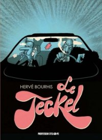 Le-Teckel-Herve-Bourhis Top Bandes dessinées 2014