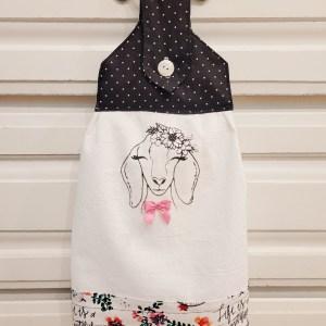 annie-goat-hang-towel