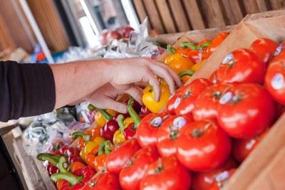 produce at hopcott meats