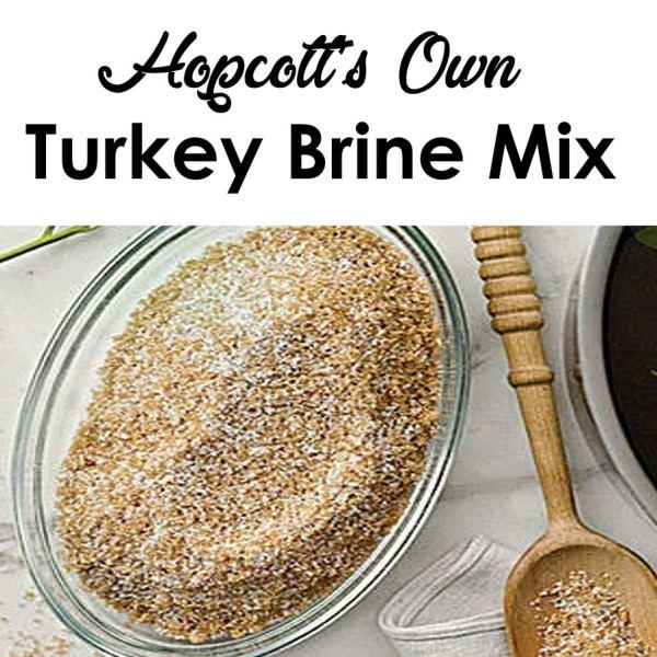 turkey brine mix