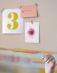 Dulux 'Layer and Layer' Collection, Press Preview - Photography taken by HOP Design Studio Blog ©