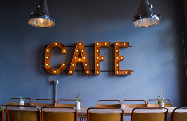 The Cafe at the Artist Residence Brighton