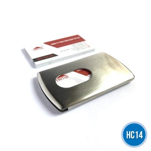 Bán hộp đựng name card bàng inox HC14
