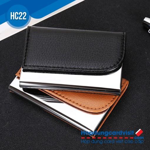 Hộp namecard giá rẻ tại Hà Nội HC22