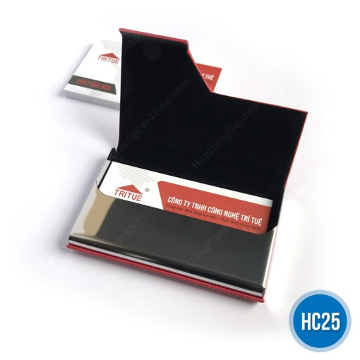 Vi dung name card HC25