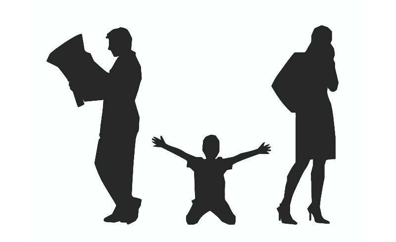 Short Term Legacies of Divorce