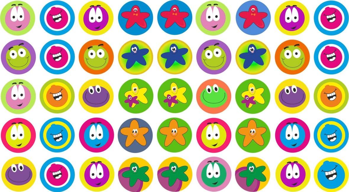 Rewards for Good Behavior - Stickers