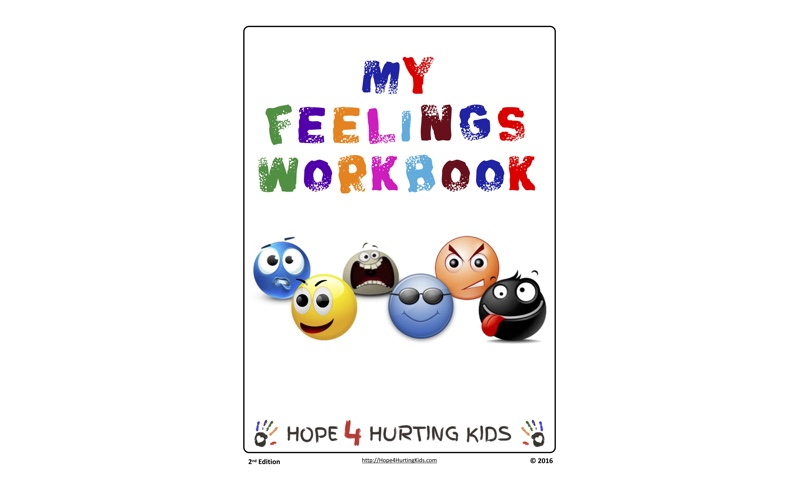 My Feelings Workbook