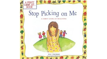 Stop Picking On Me: A First Look at Bullying by Pat Thomas (A Review)