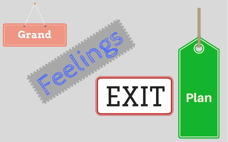 Grand Feelings Exit Plan