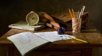 Hard to Focus on School