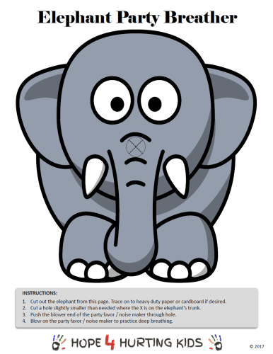 Elephant Noise Maker